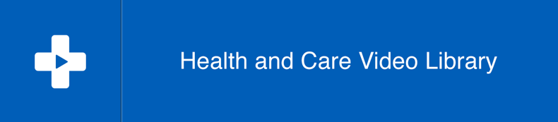 Health and Care video logo